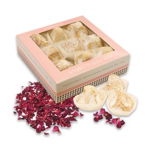 NEW ... Soft Rose Amaretti Biscuits