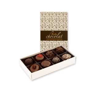 Petit Selection of Dark Chocolates & Truffles