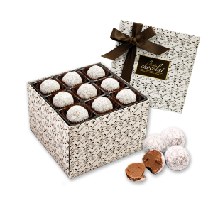 Continental Champagne Truffles