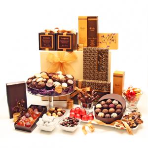 The Chocoholics Gift Hamper