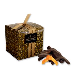 Dark Belgian Chocolate Orangettes