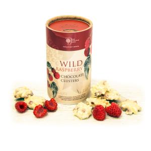 RHS Wild Raspberry Chocolate Clusters