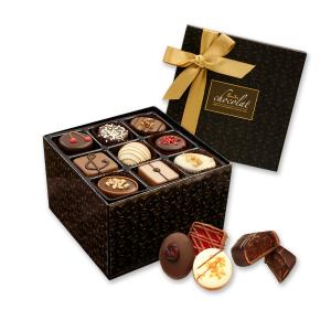 Hand Decorated Belgian Chocolates