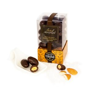 Dark Sea Salt Chocolate Almonds