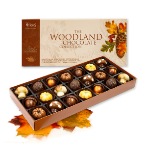 RHS Woodland Chocolate Collection