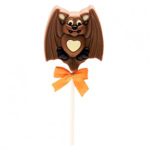 Chocolate Bat Lollipop