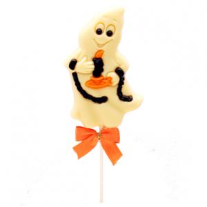 Spooky Ghost Lollipop
