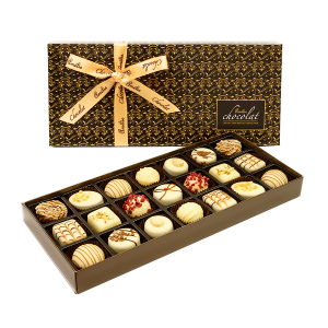 White Chocolate Selection