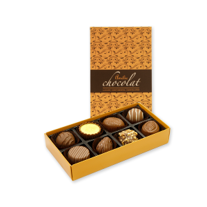 Petit Selection of Milk Chocolates & Truffles