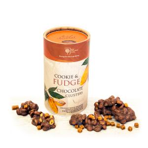 RHS Cookie & Fudge Chocolate Clusters