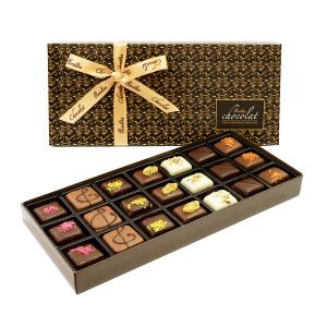 Assorted Marzipan Chocolates