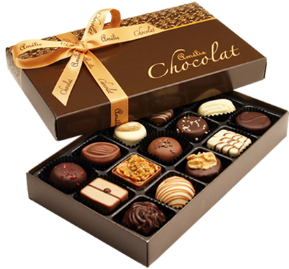 Ameli chocolate box
